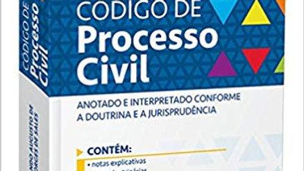 CODIGO DE PROCESSO CIVIL ANOTADO E INTERPRETADO CO