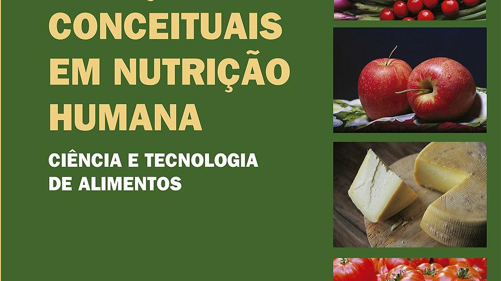 AVANCOS CONCEITUAIS EM NUTRICAO HUMANA