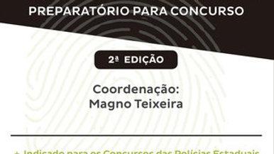 PERITO CRIMINAL PREPARATORIO P/ CONCURSOS 2A ED.
