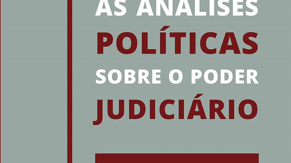 ANÁLISES POLÍTICAS SOBRE O PODER JUDICIÁRIO, AS: L