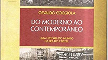 DO MODERNO AO CONTEMPORÃ'NEO