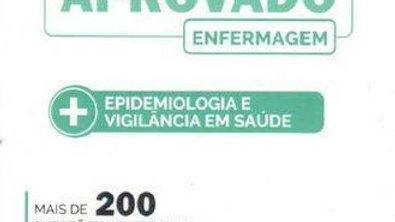 EPIDEMIOLOGIA E VIGILANCIA EM SAUDE - COLECAO APRO
