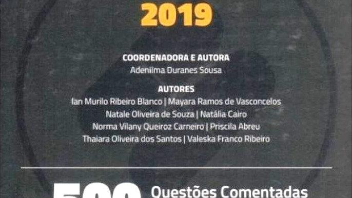 PREPARATORIO PARA RESIDENCIA EM FARMACIA - 2019 (2