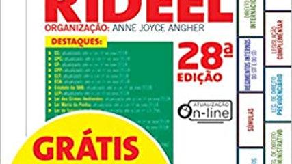 VADE MECUM ACADEMICO DE DIREITO - RIDEEL 2019