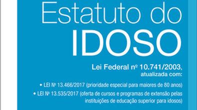 ESTATUTO DO IDOSO - LEI FEDERAL NO 10.741/2003