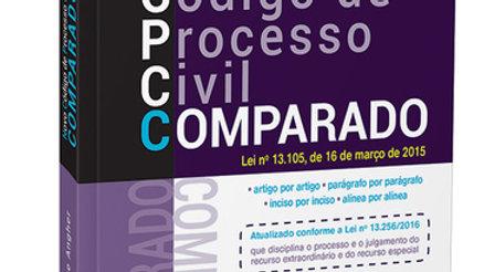 NOVO CODIGO DE PROCESSO CIVIL COMPARADO   1973/201