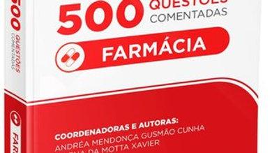 PREPARATORIO PARA EBSERH - FARMACIA - 500 QUESTOES