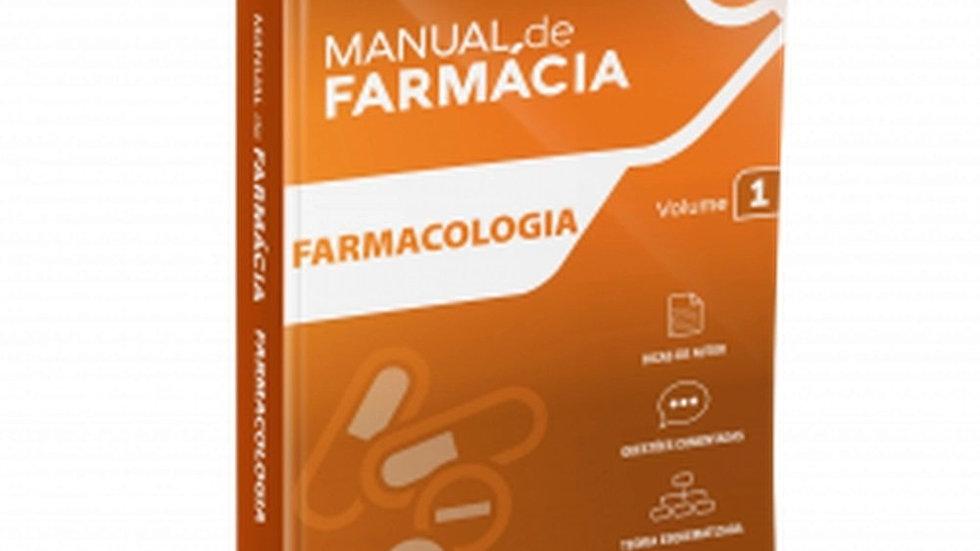 F1 2 ED - FARMACOLOGIA MANUAL DE FARMACIA 2 EDICAO