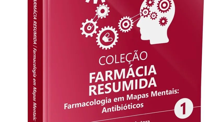 COLECAO FARMACIA RESUMIDA - FARMACOLOGIA EM MAPAS