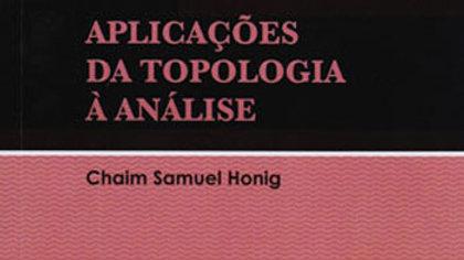 APLICACOES DA TOPOLOGIA A ANALISE