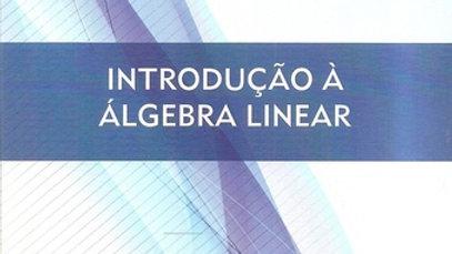 INTRODUCAO A ALGEBRA LINEAR