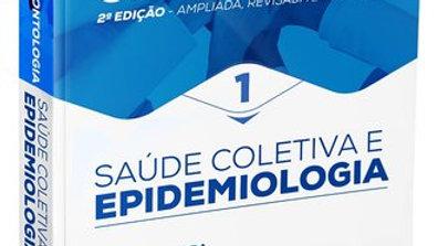 D1 - SAUDE COLETIVA E EPIDEMIOLOGIA 2 ED. - COLECA