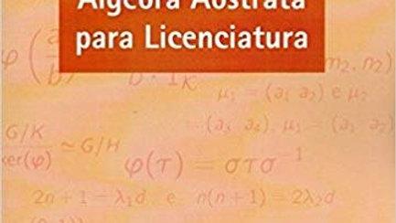 ALGEBRA ABSTRATA PARA LICENCIATURA              02