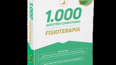 1.000 QUESTOES DE FISIOTERAPIA 2 ED. COMENTADAS