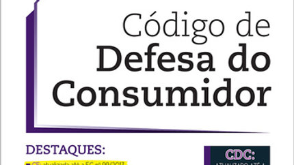 CODIGO DE DEFESA DO CONSUMIDOR - MAXILETRA - CONST