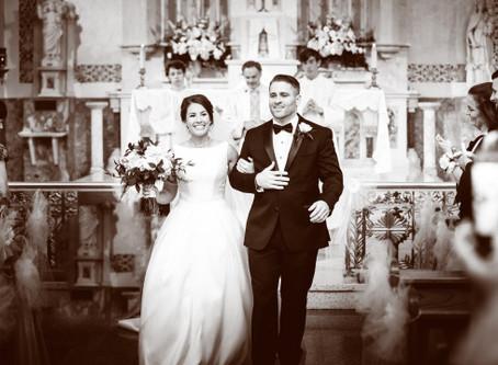 Real Wedding: Gabrielle & Ben