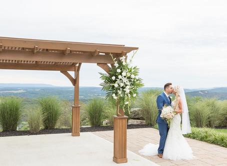 Real Wedding - Kelly & Elliott