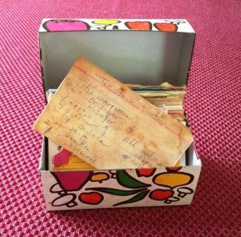 Grammy's Recipe Box