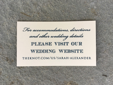 5 Things Every Couple Should Consider When Ordering Wedding Invitations