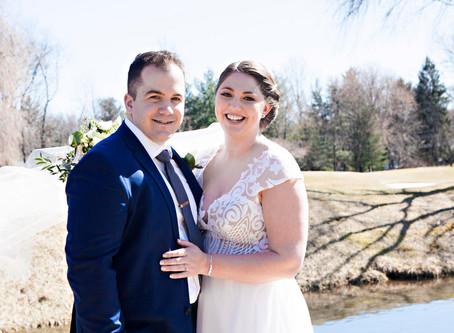 Real Wedding: Olivia & Mike