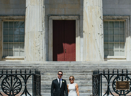 Real Wedding: Jessica and Greg