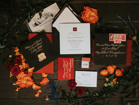 A Gorgeous Townley House Styled Shoot