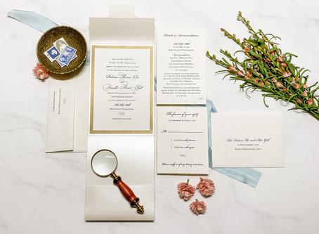 Real Weddings: Sabrina & Reid's Summer Celebration