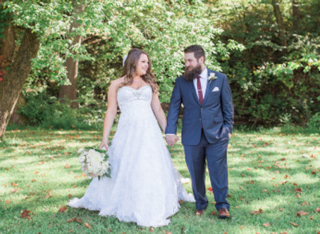 Real Wedding: MaryLynn and Joshua