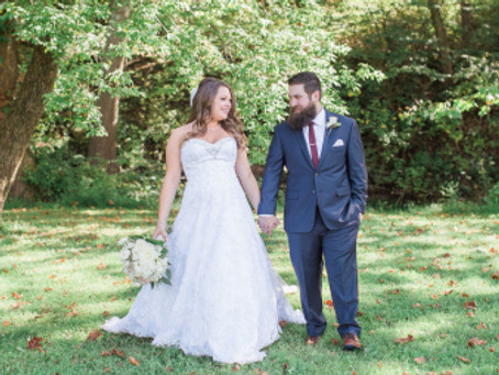 Real Wedding: MaryLynn and Joshua