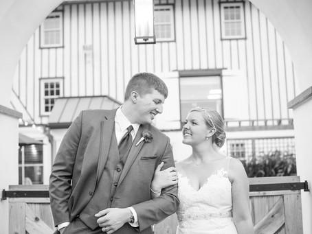 Real Wedding: Lauren and Josh