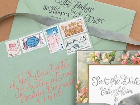 Trend: Vintage Stamps