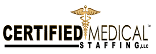 Certified Medical Staffing Website Header