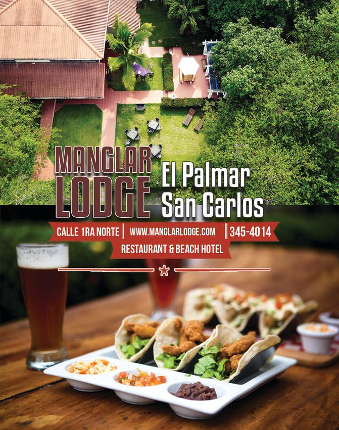 Beach Hotel and Restaurant in El Palmar!