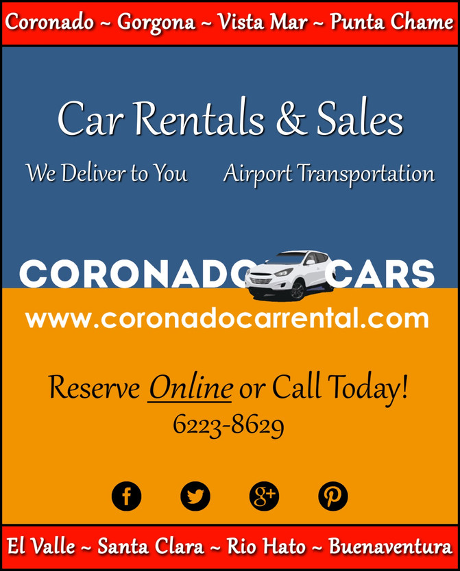 Car Rental & Sales in Coronado!