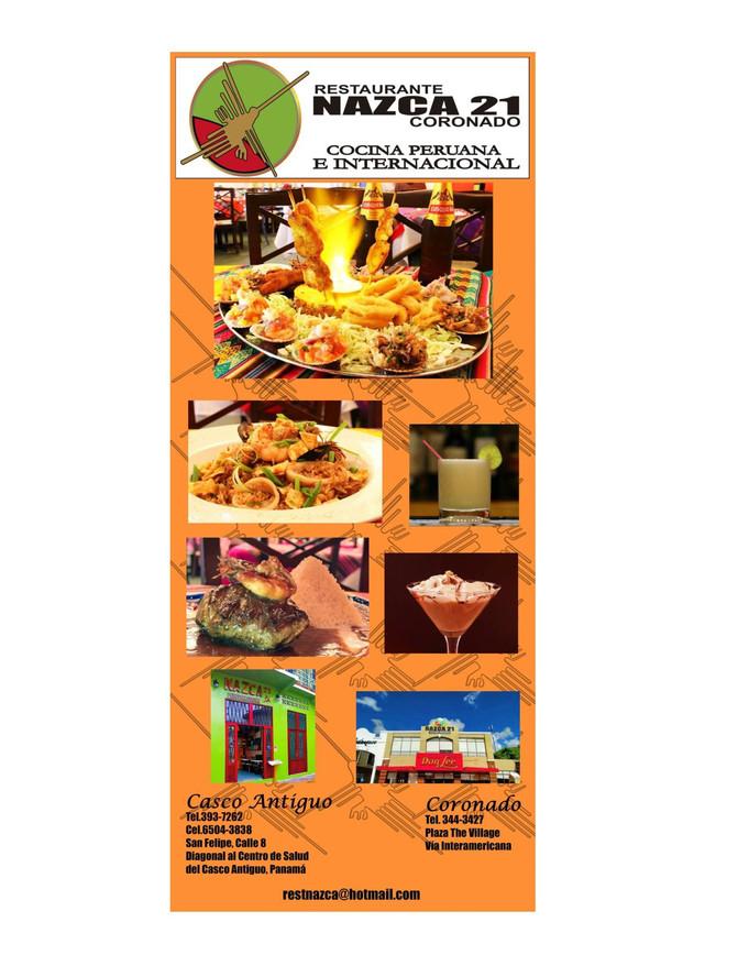 International Peruvian Cuisine