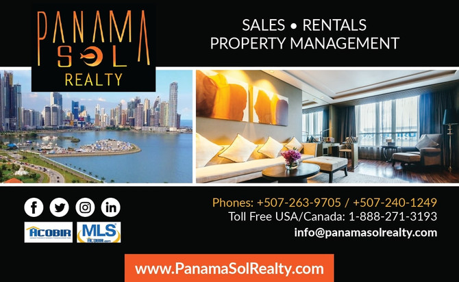 Panama Sales, Rentals and Property Management