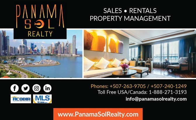 Panama Sales, Rentals and Property Management