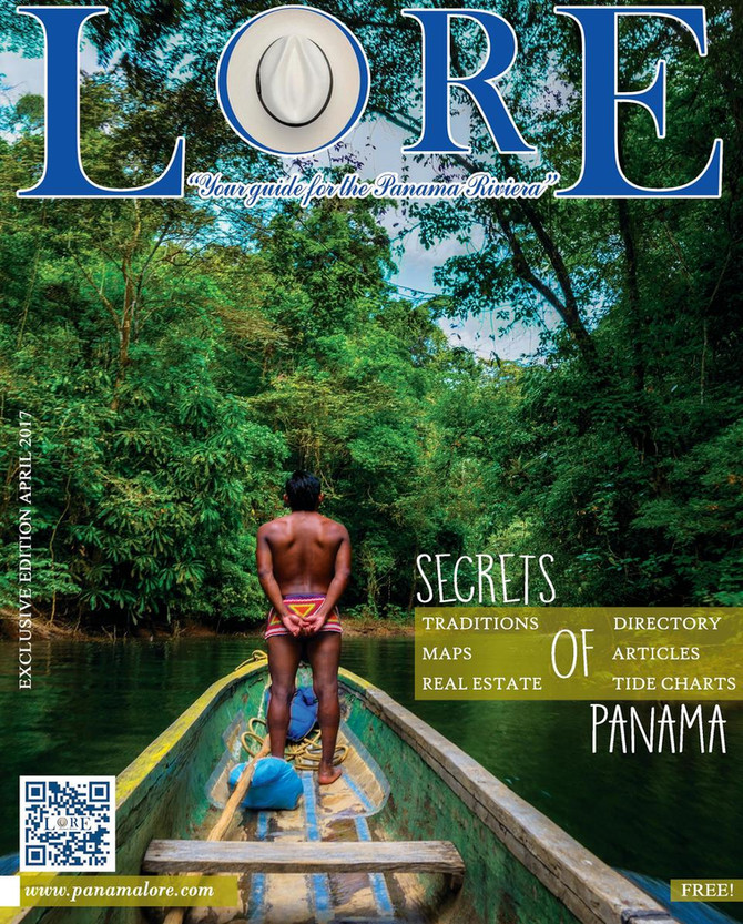 LORE Magazine [APR 2017]