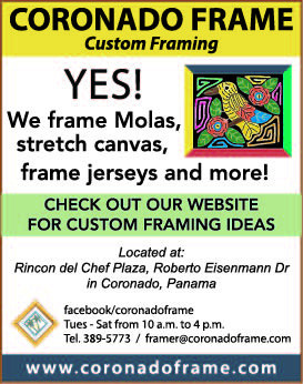 Yes! They Frame Molas and More!
