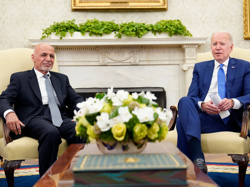 AAF Response to President Biden's July 08, 2021 Remarks on the Drawdown in Afghanistan
