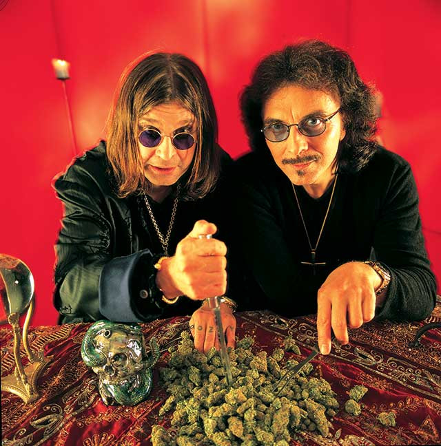 Black Sabbath's Tales of Drugs and Debauchery [Ozzy Osbourne and Tony Iommi Interview, Part 2]