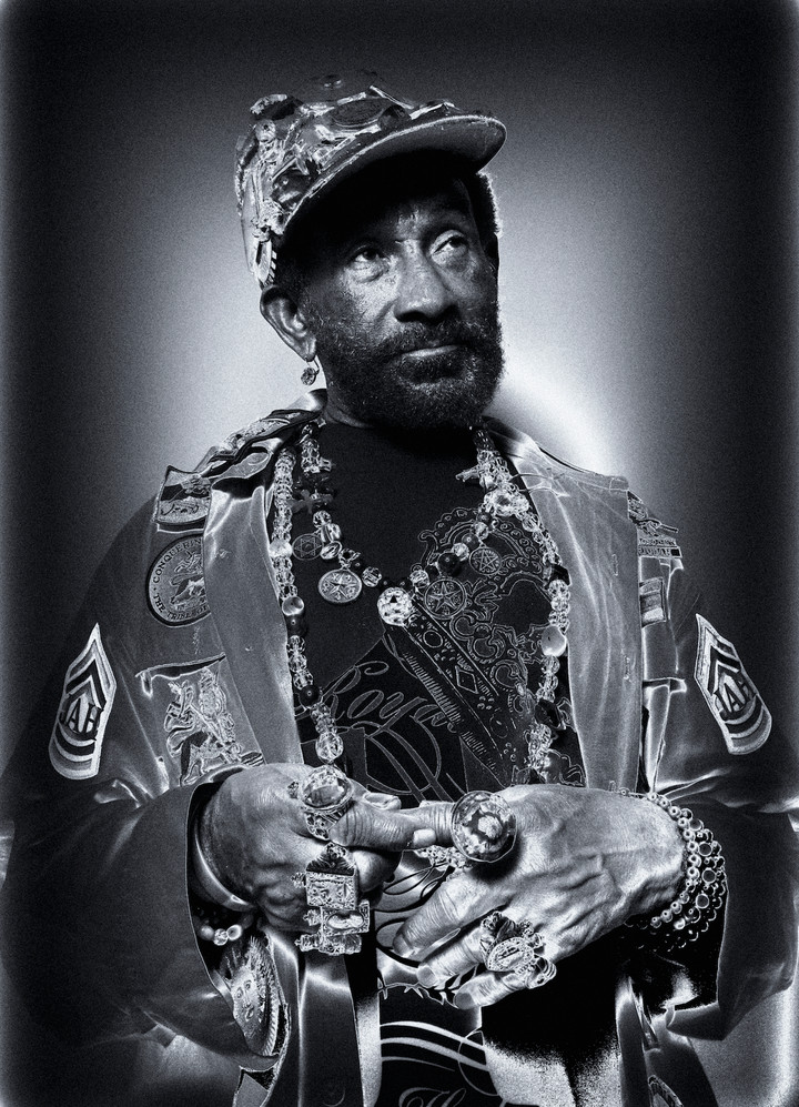 Soul and Space: An Interview with Lee Perry