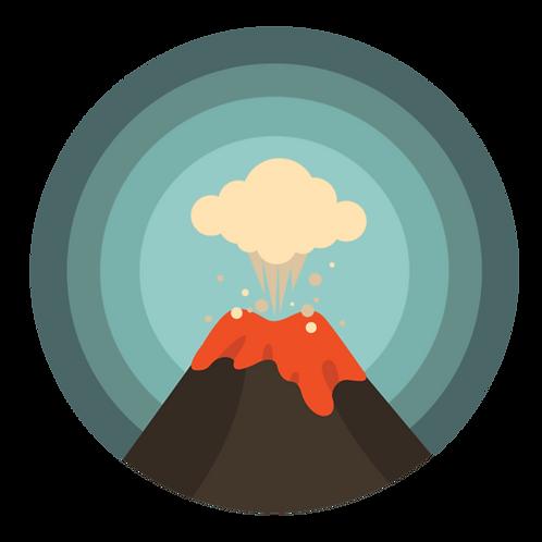 Pack Volcano