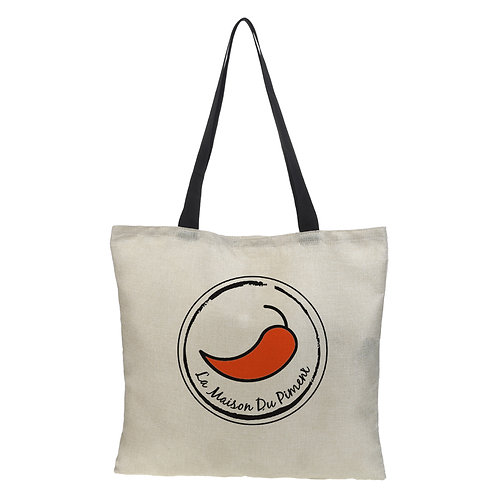 "Tote Bag ""La Maison Du Piment"""