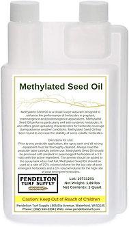 Methylated Seed Oil
