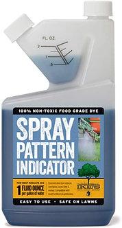 Ike's Spray Pattern Indicator