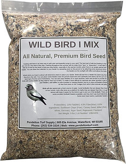 Wild Bird I Mix | All-Natural, Premium Bird Seed