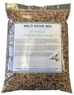 Wild Dove Mix | All-Natural, Premium Bird Seed