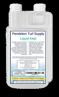 Liquid Kelp -  Natural Plant Food