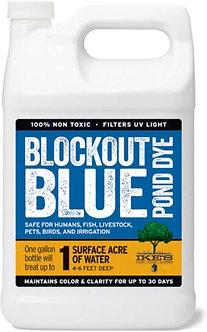 Ike's Blockout Blue Pond Dye